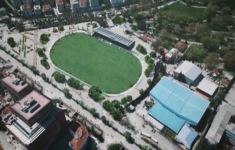 Bursa Atatürk Stadı'nda