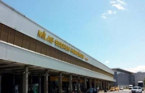 TAV, Milas-Bodrum Havalimanı'nı