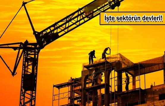 Fortune 500 listesinde hangi inşaat şirketleri var?