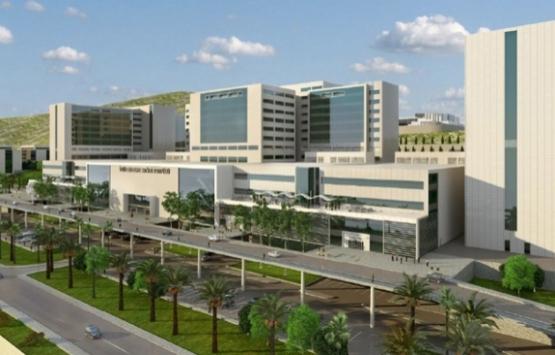 Bayraklı Entegre Sağlık Kampüsü'nün yüzde 90'ı tamamlandı!