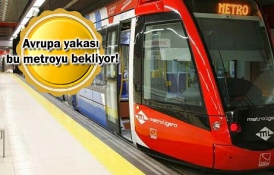 Mecidiyeköy-Mahmutbey Metro Hattı'nda