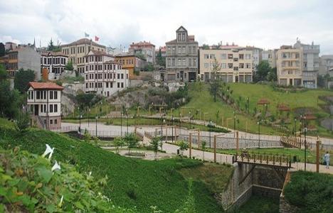 Trabzon Belediyesi'nden 25