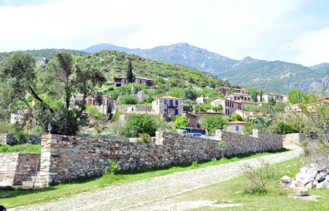 Söke'deki Rum Köyü
