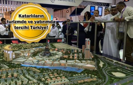 Katarlılar, Türkiye'den emlak alıyor!