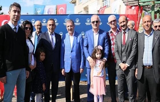 Yenikent Kalıcı Konutları'ndaki 48 hak sahibi tapularına kavuştu!