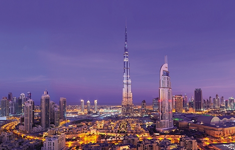Emaar Properties'in 2015'te