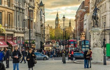 İngiltere'de yıllık bazda konut fiyatları hız kesti!