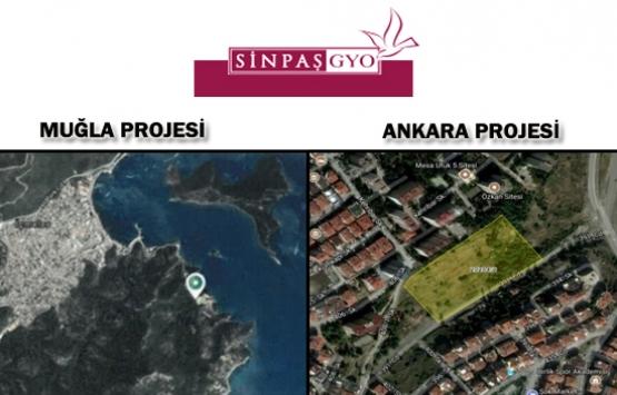 Sinpaş 2 yeni konut projesine hazırlanıyor!