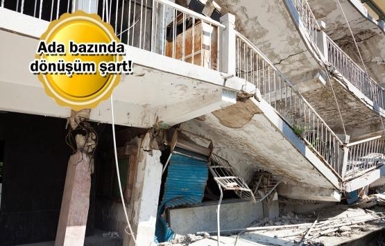 Türkiye'de 6 milyona yakın çürük yapı stoku bulunuyor!