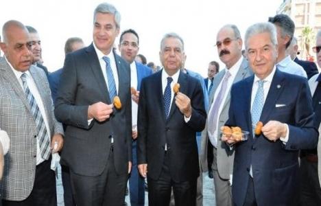 İzmir Ticaret Odası'nın yeni binasının temeli atıldı!