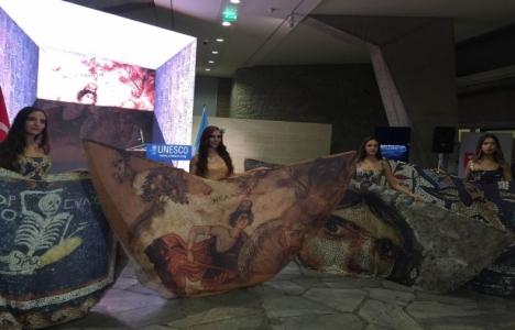 Gaziantep Mozaik Yolu Projesi Fransa'da tanıtıldı!