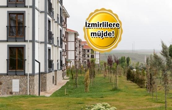 TOKİ'den İzmir Aliağa'ya 759 yeni konut geliyor!