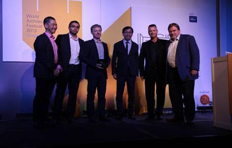 Dünya Mimari Festivali'nden iki Türk projesine ödül!