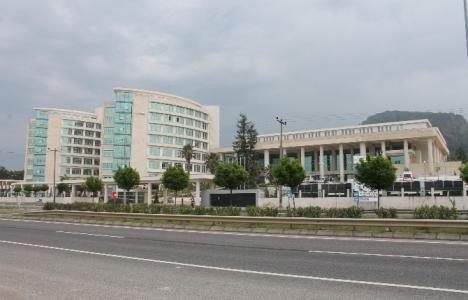 Ordu Ünye Devlet Hastanesi açıldı!