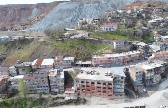 Elazığ Maden'de 278 konut ve 232 iş yeri boşaltılıyor!
