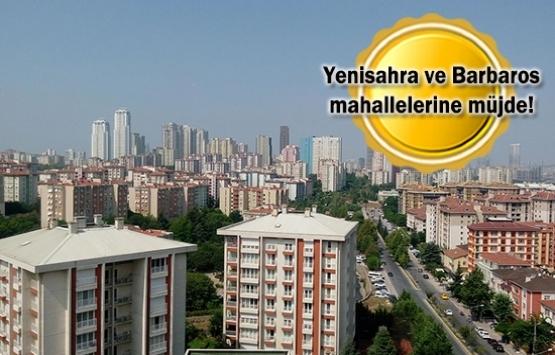 Ataşehir'in imar sorunu çözüldü!