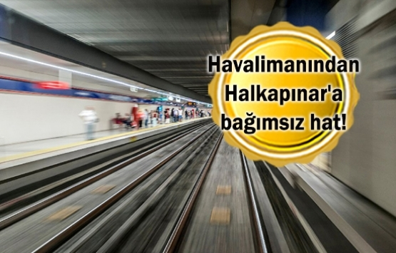 İzmir'e yeni bir metro hattı daha geliyor!
