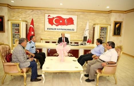 Esenler'de Türkiye'nin en