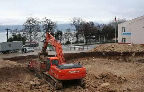 Bursa Boyalıca'ya göl manzaralı okul yapılıyor!