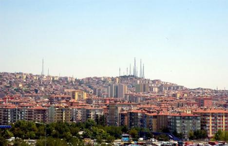 Ankara Yenimahalle mezarlık alanı imar planı askıda!
