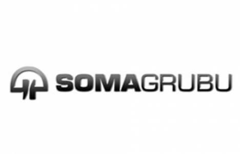 Soma Holding inşatta