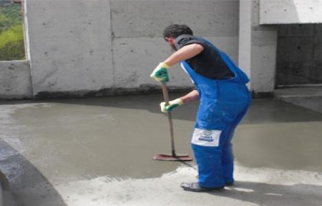 Güvenli binalara su