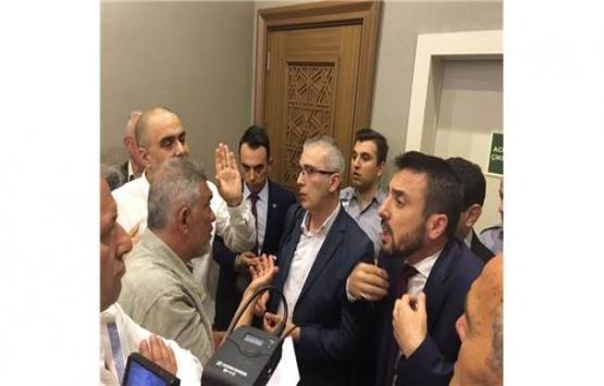 Bursa'da kentsel dönüşüm mağdurları mecliste hak aradı!