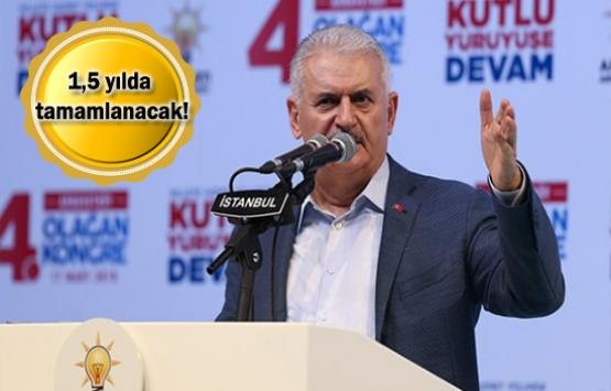 İzmir-İstanbul arası 3 saatin altına düşecek!