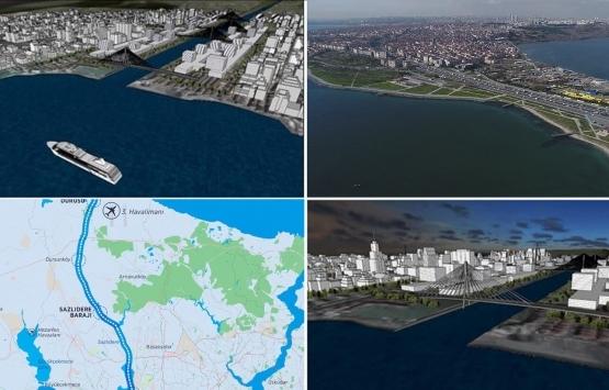 Kanal İstanbul'la ilgili dikkat çeken anket!