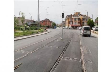 Kocaeli tramvayında son
