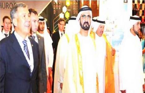 Türk firmalar Dubai'de