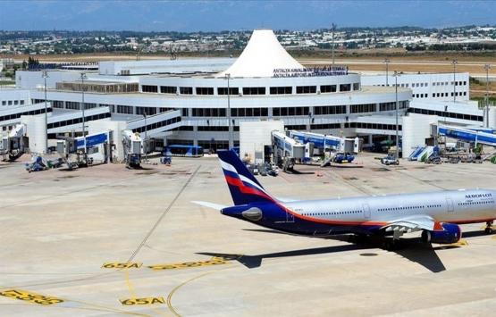 Antalya Havalimanı'nın kapasite artırım ihalesi iptal!