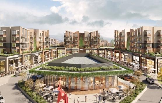 NEF Çekmeköy'de ticari alanlar çok yakında satışta!