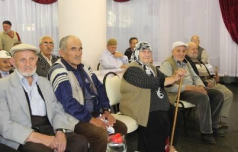 Antalya'daki milyon dolarlık huzurevi Menderes Türel talimatıyla açılıyor!