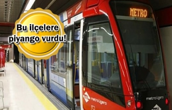 Kadıköy-Ataşehir-Sultanbeyli metro hattı için düğmeye basıldı!