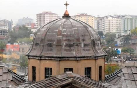 Kayseri Kilisesi'ne Protestanlar talip!