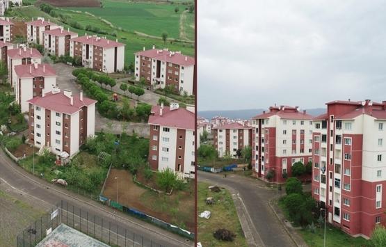 Bingöl'de yapı stokunun yüzde 80'i yenilendi!