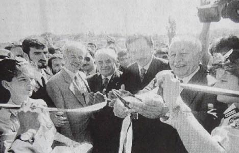 1994 yılında Valide Sultan Köprüsü hizmete açılmış!