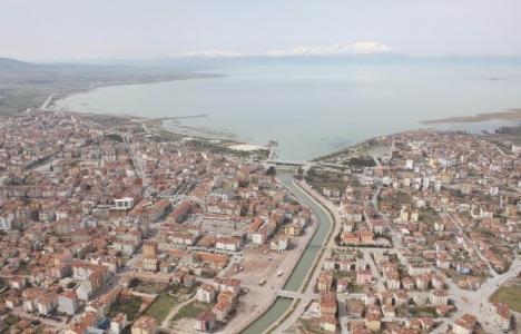 Beyşehir'e yeni doğal