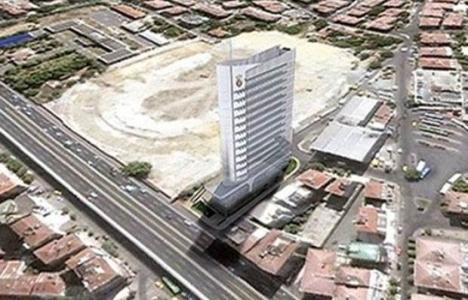 Mecidiyeköy Galatasaray Oteli