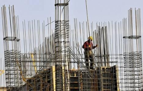 2014'te inşaat maliyetleri yüzde 9,5 arttı!