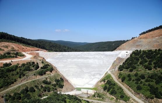 Akçay Barajı'nda sona doğru!