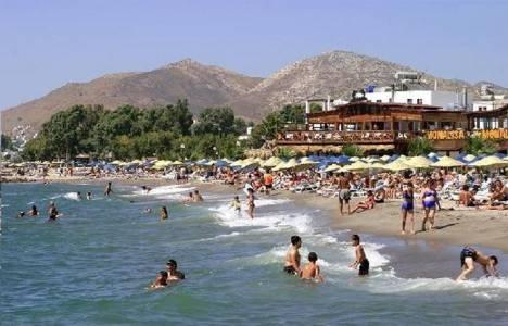Muğla'da turist sayısı