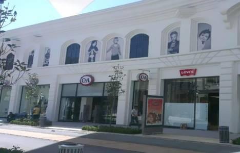 Vialand 'ın alışveriş caddelerinde yeni yıl heyecanı başladı!