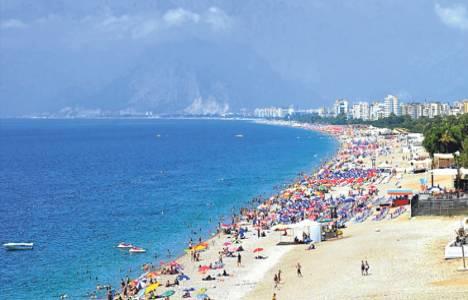 Konyaaltı Plajı halka
