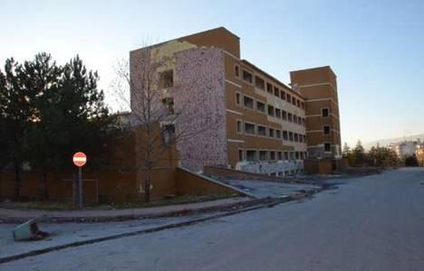 Tokat'ta eski hastane ve sağlık ocaklarına yıkım kararı verildi!