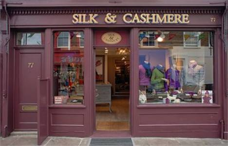 Silk&Cashmere İsviçre'de 3.