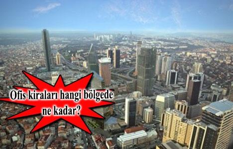 İşte İstanbul'un ofiste