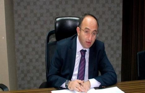 Hüseyin Üzülmez'den belediye hizmet binası inşaatı iddialarına yanıt!