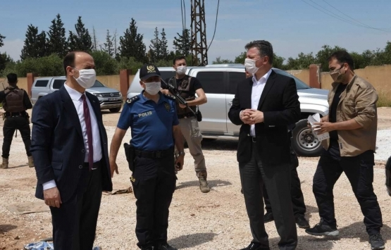 Tel Abyad'daki kamu inşaatlarında son durum ne?